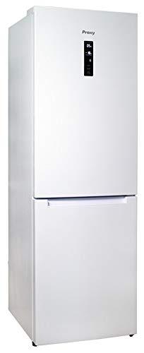 Frigorífico Combi PROXY -SERIE RX- con INSTALACIÓN INCLUIDA, No Frost, 185 x 59,5 cm, Clasificación Energética A++, Panel Digital Exterior, Color Blanco