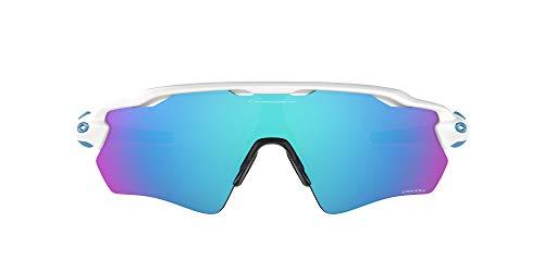 Oakley Radar Ev Path 920857 Gafas de Sol, Polished White, 40 para Hombre