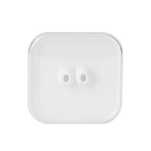 Andoer Tampas de ouvido de silicone macio para fones de ouvido compatíveis com acessórios de reposição para fones de ouvido Apple Airpods Pro