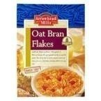 Arrowhead Mills Organic Oat Bran Flake Blend Cereal 12 OZ Pack of 24