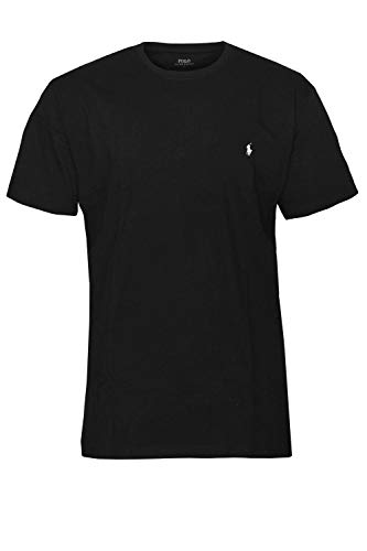 Polo Ralph Lauren | Camiseta de algodón Negro | RLU_714706745001 - XXL