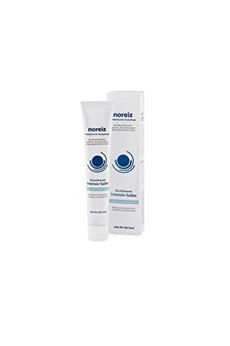 noreiz Rückfettende Intensiv-Salbe · Medizinische Hautpflege bei Neurodermitis, Juckreiz, überempfindlicher Haut, Hautreizungen (50 ml)