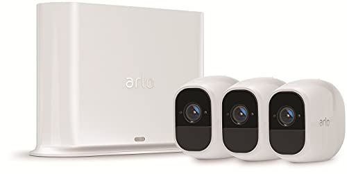 Arlo Pro2 Wireless Home Security Camera System CCTV, Wi-Fi, Alarm,...