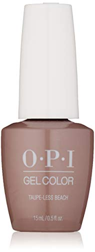 OPI gelcolor Nagellack,taupe-less beach, 1er Pack (1 x 15 ml)