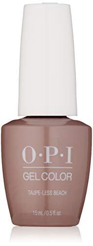 OPI GelColor Esmalte De Gel De Uñas Color Taupe-less