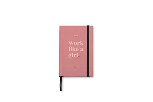 UO Agenda'Work Like a Girl' Mini Semana Vista 2020