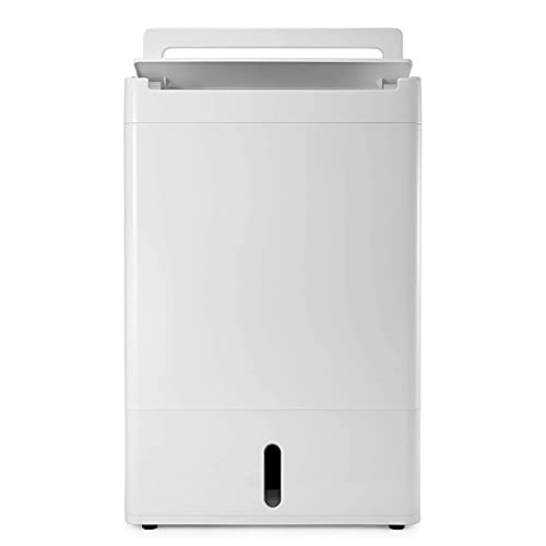 Meaco Air Dehumidifier DD8L Zambezi - Desiccant Energy Saving Dehumidifier - Best For Outdoor Areas and Homes Up to 5 Bedrooms - Prevent Condensation, Mould & Damp - 91 x 58 x 140 cm