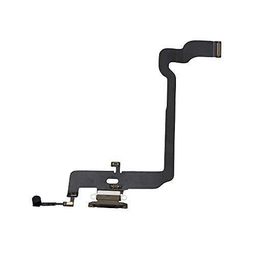 Best Shopper - Replacement Charging Port Flex Cable Compatible with Apple iPhone Xs - Gold