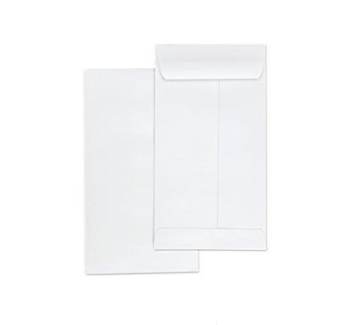 7 Coin Envelopes 28lb Heavy Paper-White Small Parts Envelope-Cash/Coin 7 3 1/2 x 6 1/2 500/Box (7 Coin White)