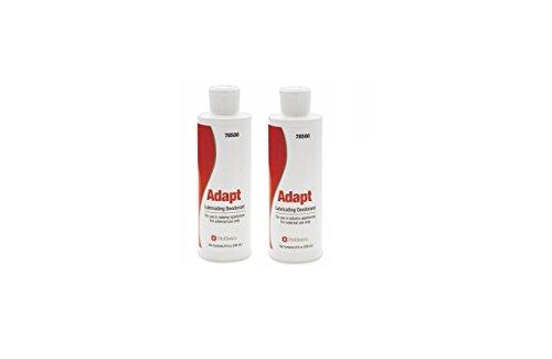 Hollister Adapt Lubricating Deodorant 8 oz (1 Pack of 2 EA)