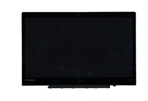 For Lenovo ThinkPad X1 Carbon 3rd Gen 14' WQHD Touch LCD Screen w/Bezel Replacement P/N 00HN842