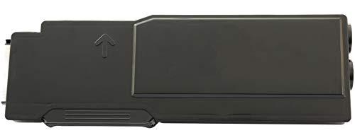 TONER EXPERTE 593-BBBU Black Toner Cartridge compatible for Dell C2660 C2660dn C2665 C2665dn C2665dnf (6000 Pages)