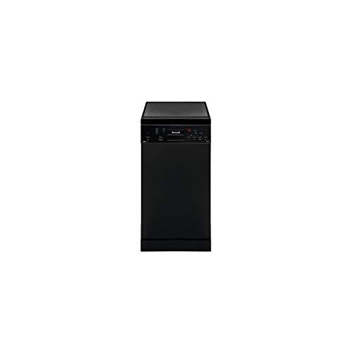 Brandt dfs1010b - lave-vaisselle 45cm 10 couverts noir