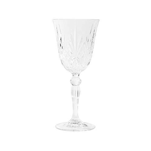 BUTLERS CRYSTAL CLUB Rotweinglas Trinken - Vin rouge - Kristall - 270ml Füllmenge