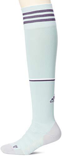 adidas Herren Fc Bayern Socken M Ash Green, Trace Purple, Blanc