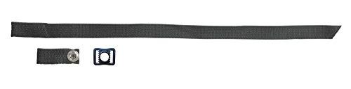 A&R sports Hockey-Kinnriemen (3-teilig), schwarz