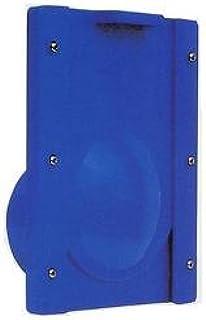 水口栓 150型 青 (水田用 給 水位 調整) VU150 塩ビパイプ に接続可能 田 田んぼ 水田 吸水口 取水栓 北EDPZZ