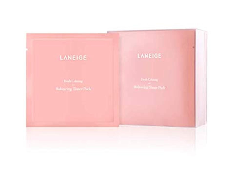 【ラネージュ.Laneige]フレッシュカミングバランシングトナーパック(8ml×20個)+無料プレゼント(写真参照)/ Fresh Calming Balancing Toner Pack(8ml×20ea)+ free gift(in picture)