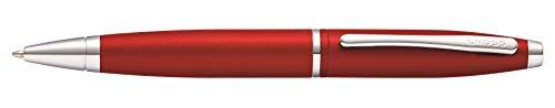 Cross Calais - Bolígrafo, color rojo carmín