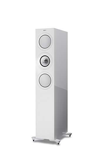 Sale!! KEF R7 Floorstanding Speaker (Pair, Gloss White), R7WH, R7WH, R7WH, R7WH