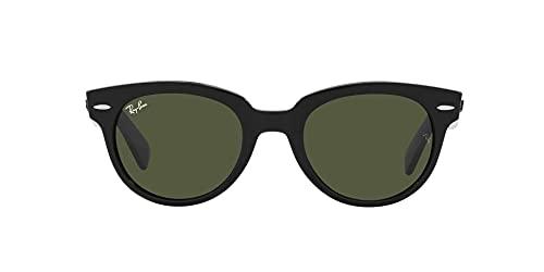 Ray-Ban Gafas de Sol ORION RB 2199 Black/Green 52/22/145 unisex