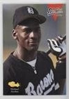 Michael Jordan (Baseball Card) 1994 Classic Birmingham Barons - [Base] #23
