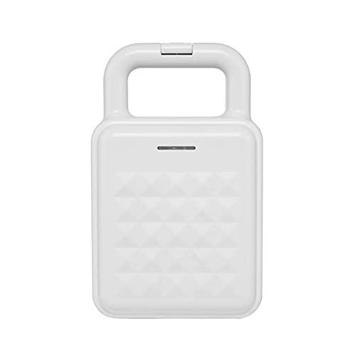YAYA2021-SHOP Máquina para Hacer Pan Máquina de sándwich, tostadora, Hornear de Doble Cara, máquina de Desayuno fácil de Limpiar, fácil de Limpiar. Panificadora Máquina