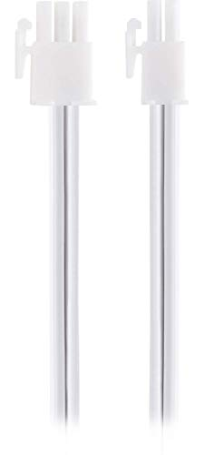 UltraPro 36 inch Under Cabinet Light Linking Cord, LED, Plug-In, For Light Bar, Puck Lights, 47170 , White