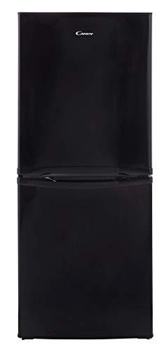 CANDY CSC1365BEN Static Freestanding Fridge Freezer, 173L Total Capacity, 55cm wide, Black