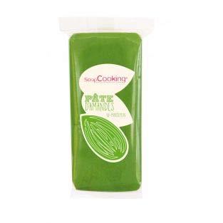 Marsepein, groen, 200 g