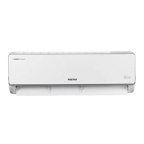 Voltas 1.5 Ton 5 Star Inverter Split AC (Copper, 185V...