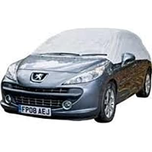 Top Car Cover Protector for Frost Ice Snow Sun (SSANGYON993)