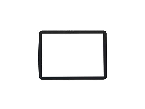 LCD External Screen Protective Glass Panel Film Protector Guard for Canon EOS 1300D