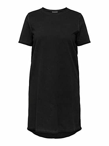 ONLY Carmakoma Female Kleid Curvy Knielänge M-46/48Phantom