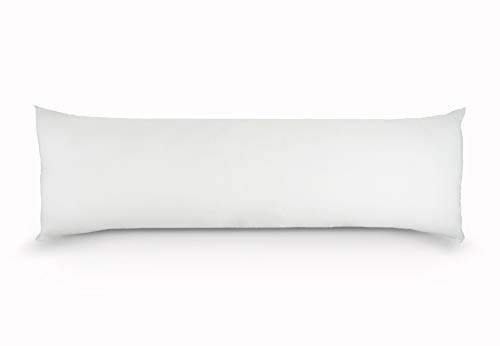 Easy Rest Everyday Body Pillow, Maternity or Full Body support pillow 150x50cm, cotton cover.
