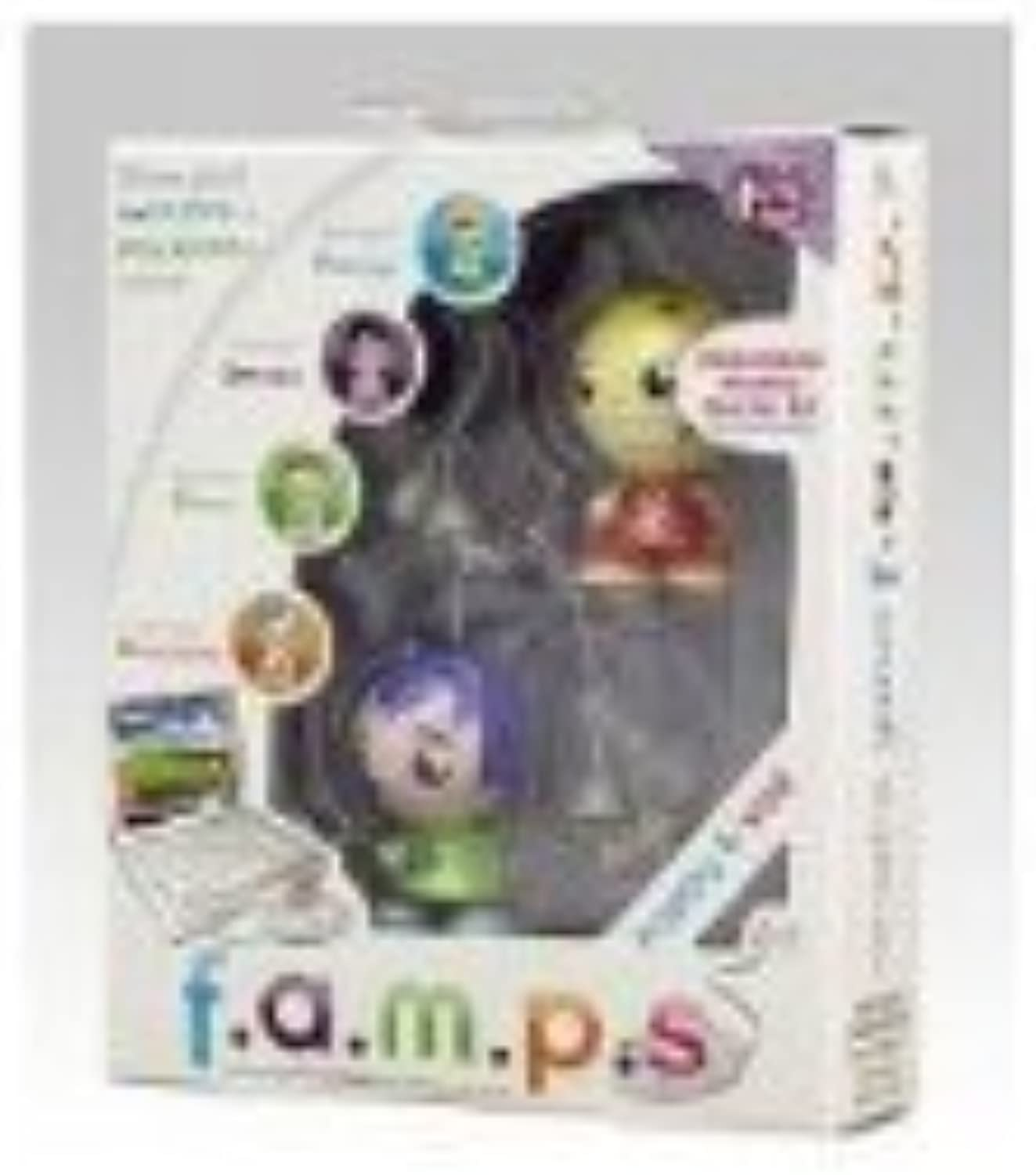 FAMPS  Double pack  Happy & Sad by Radica