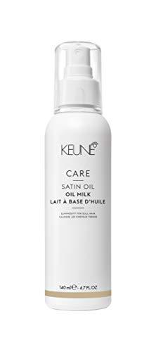 Keune Care Line Satin Oil Milk Moisturizing Illuminating Spray Soin capillaire 140ml