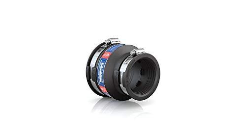 Crassus Adapterkupplung CAC 0894, EPDM / V2A, 1 Stück, 75-89 mm auf 53-64 mm, CRA12049
