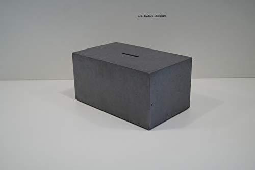 Spardose aus Beton art-beton-design