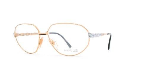Jacques Fath -  Montatura - Donna Oro Gold Silver