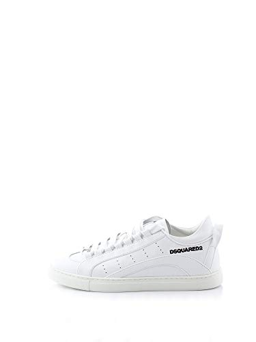 DSQUARED2 Weiß Low Sole Sneaker SS 2020 41