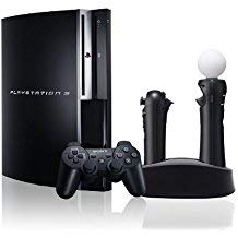 KIICKS Dual Controller Dock for Sony PS3 Move (Holds and Charges Upto 2 Motion Controllers During Charge) - Designed by KIICKS for us with SONY's Playstation 3 (PS-3 Move) Motion Controller Game Pads