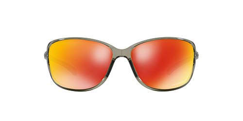 OO9301 Cohort Sunglasses, Grey Ink/Prizm Ruby Polarized, 62mm