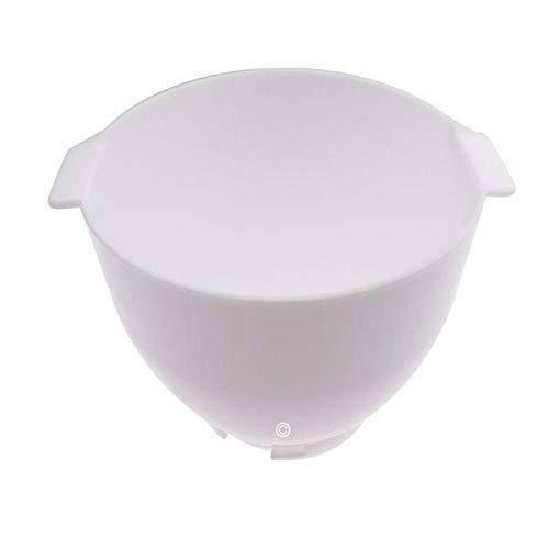 Bol mezclador de plástico para piezas de preparación culinaria, pequeño electrodoméstico Kenwood