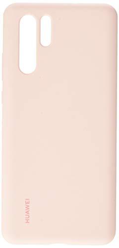 Huawei Fundas - Carcasa de silicona para Huawei P30 Pro, Color Rosa