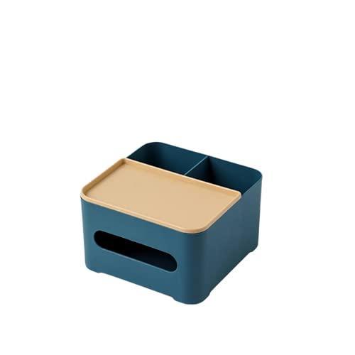 Cajas De Almacenaje Juguetes Caja De Pañuelos Multifuncional Nórdica Control Remoto Caja De Almacenamiento Para Sala De Estar En Casa Caja De Bombeo Simple Caja De Plástico De Escritorio