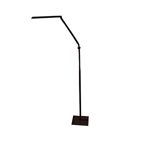 EIU Stehlampe, Lampe Moderne LED Augenschutz Lesen, Klavier Licht, Nacht Dimmbare Arm Lange Vertikale Licht M20-02-26