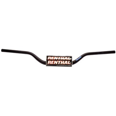 Renthal 1 1/8' FatBar KTM 125-450 SX 12-13 Bend Black for KTM 450 SX-F Factory Edition 2012-2017