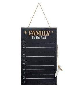 Transomnia Family - Lavagna per appunti in ardesia