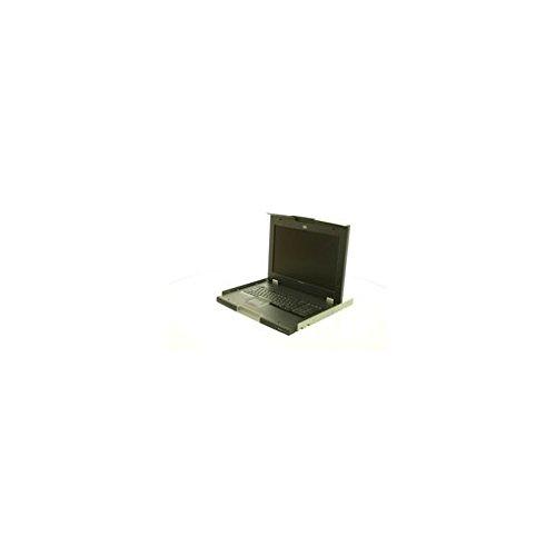 Hewlett Packard Enterprise TFT7600RACKMOUNT Keyboard 17in UK Monitor Rack Console–Rack Consoles